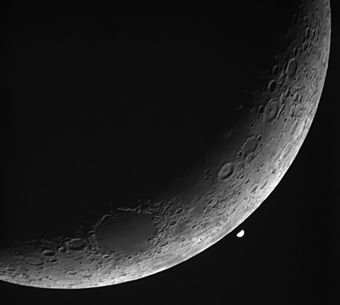 Ay-Venus saklambaci