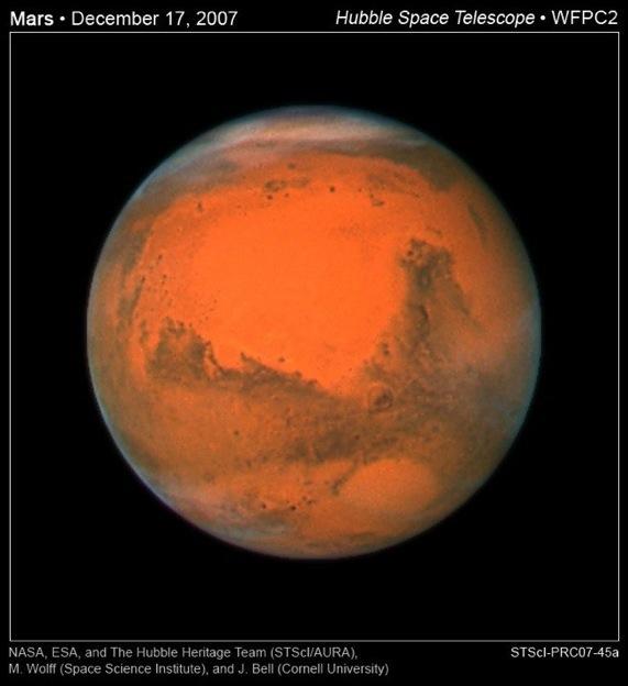 Mars 2007