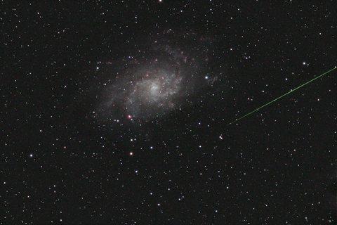 M33 Meteor