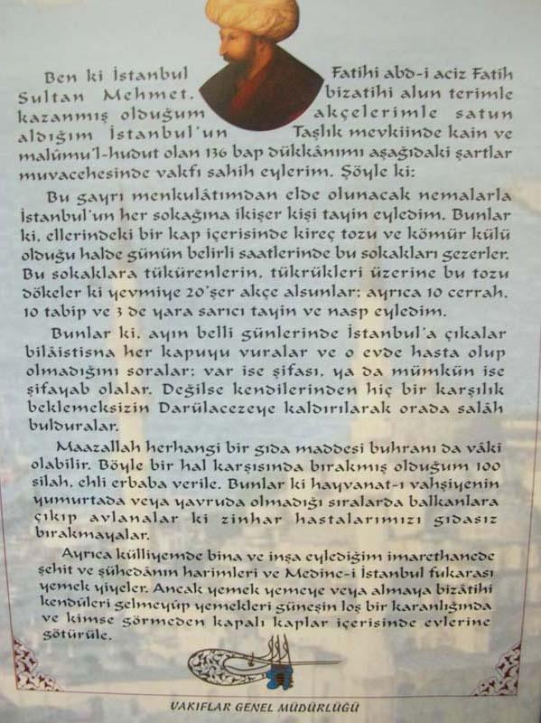 Fatih vakfi