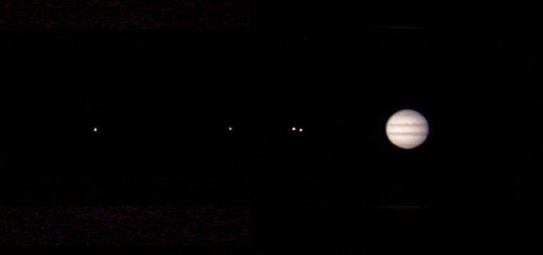 Jupiter ve aylari