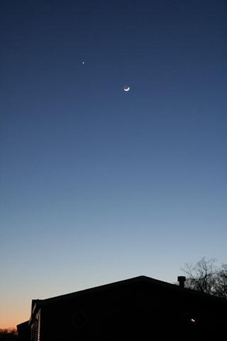 Ay ve Venus
