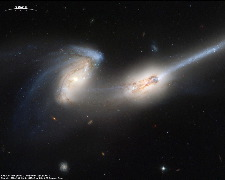 Galaksiler carpismasi 2