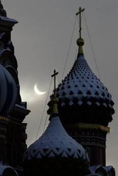 Russia Eclipse