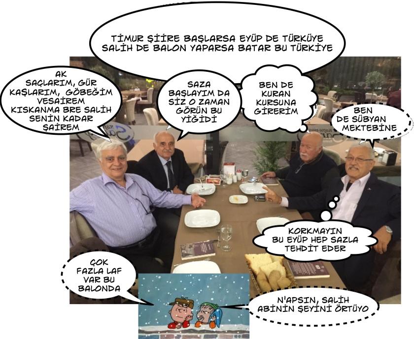 SALİH'İN ŞEYİ